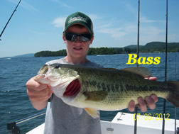 Rates for jeff 39 s lake george fishing charter services for Lake george fishing charters